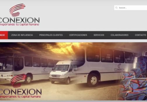 Conexión Transporte